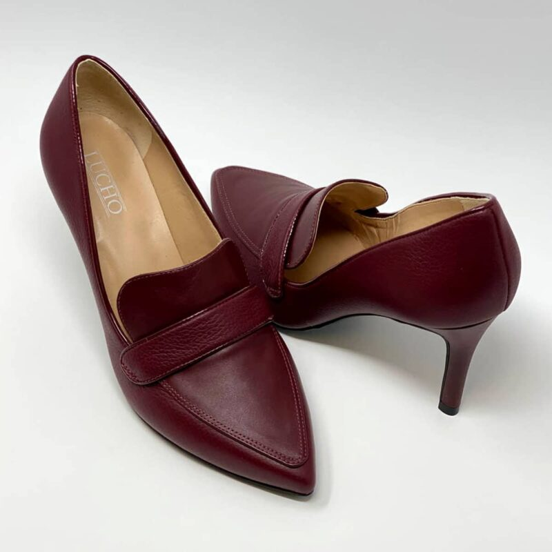 Grena Napa Pointed Toe Pump