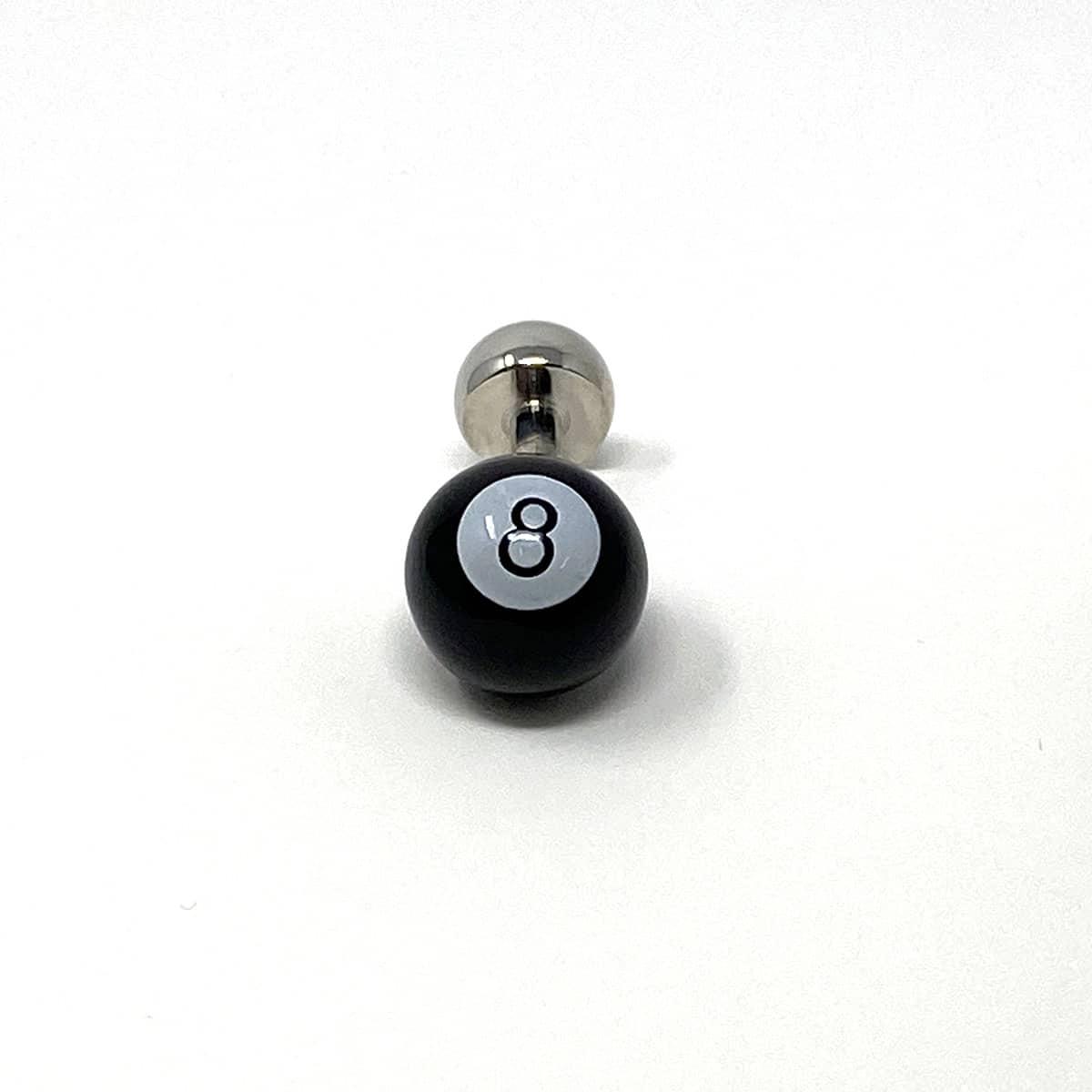 Eight Ball Cufflinks Lucho 3