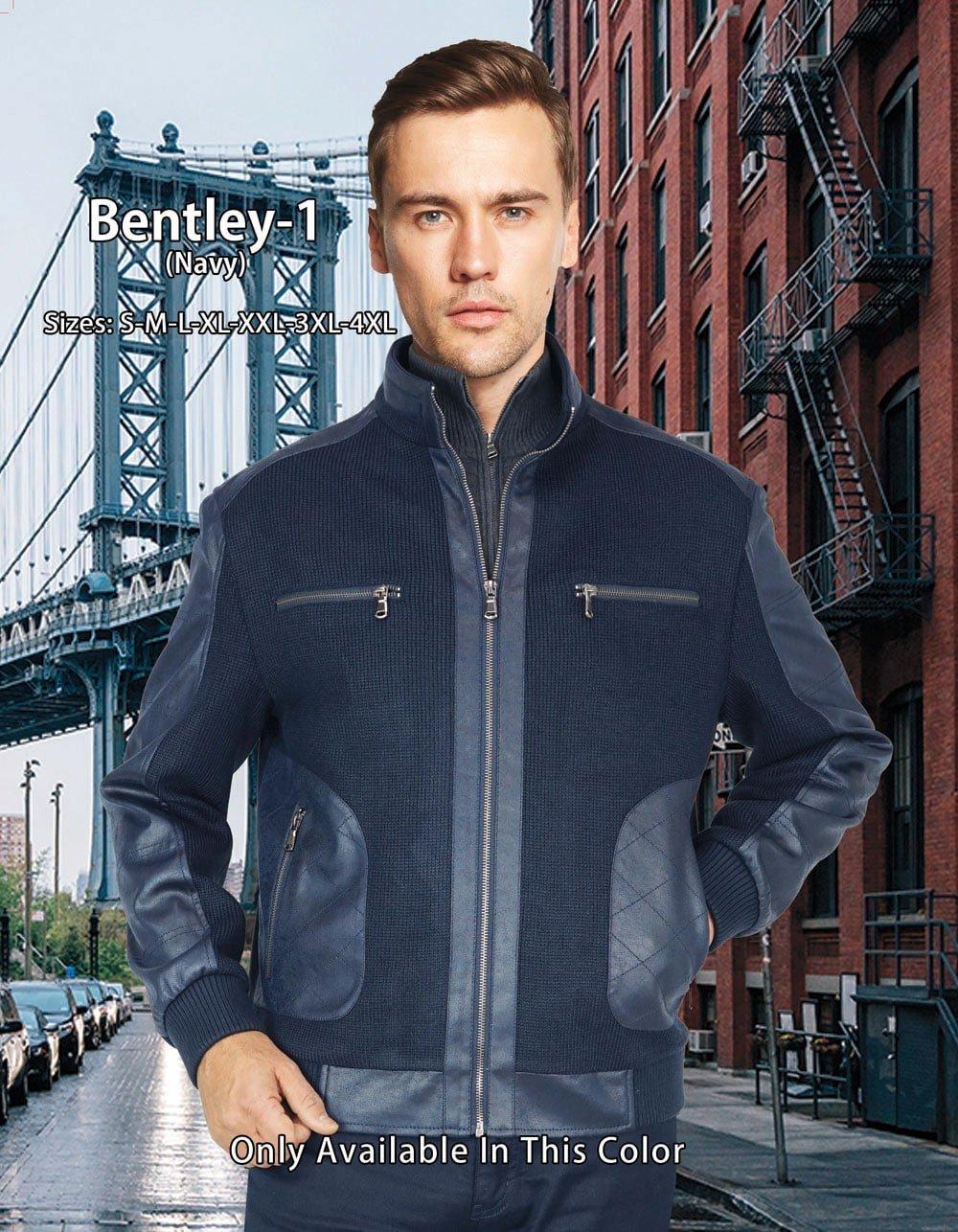 Bentley Navy