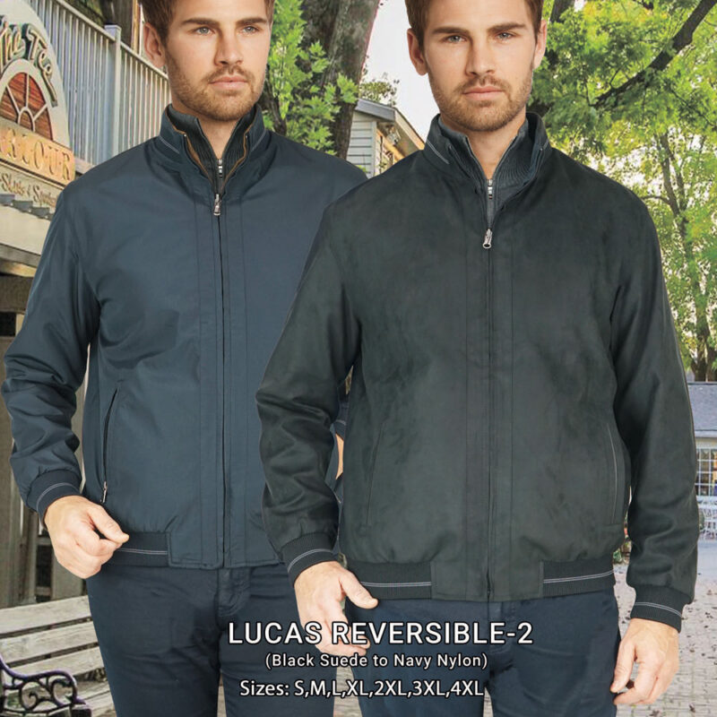 Lucas 2 Reversible