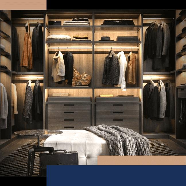 Wardrobe Lucho